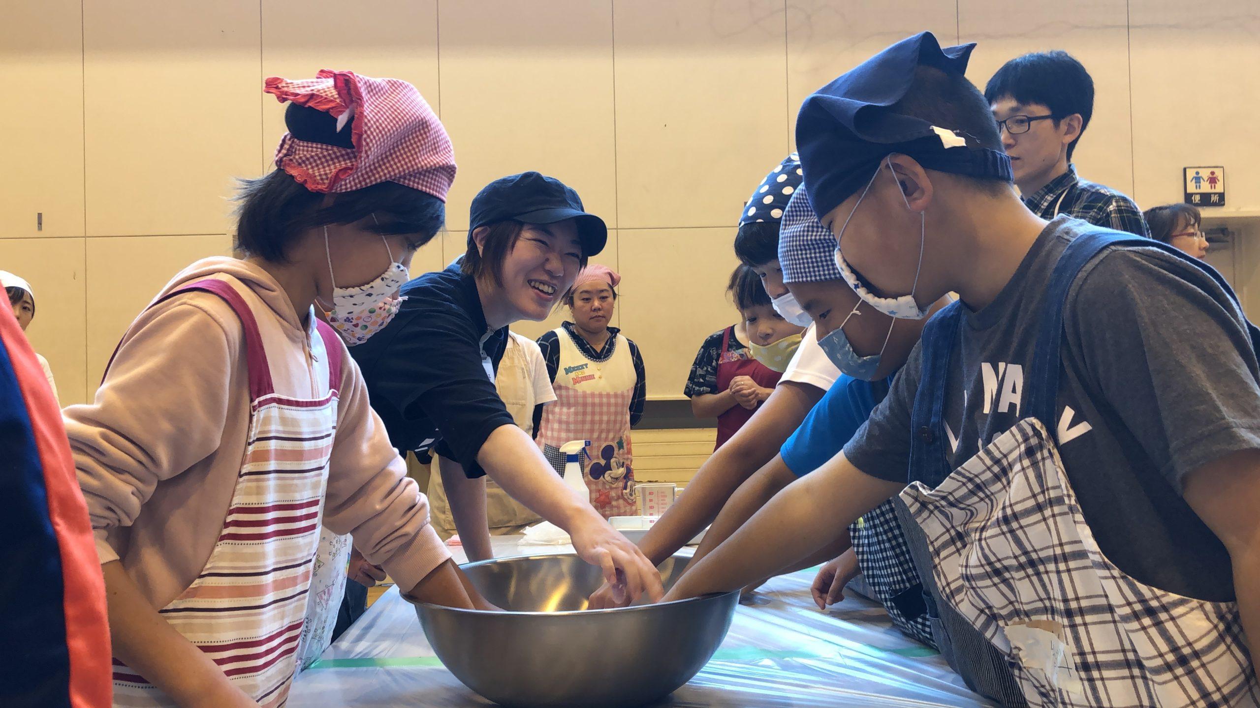 一風堂食育出前授業workshop