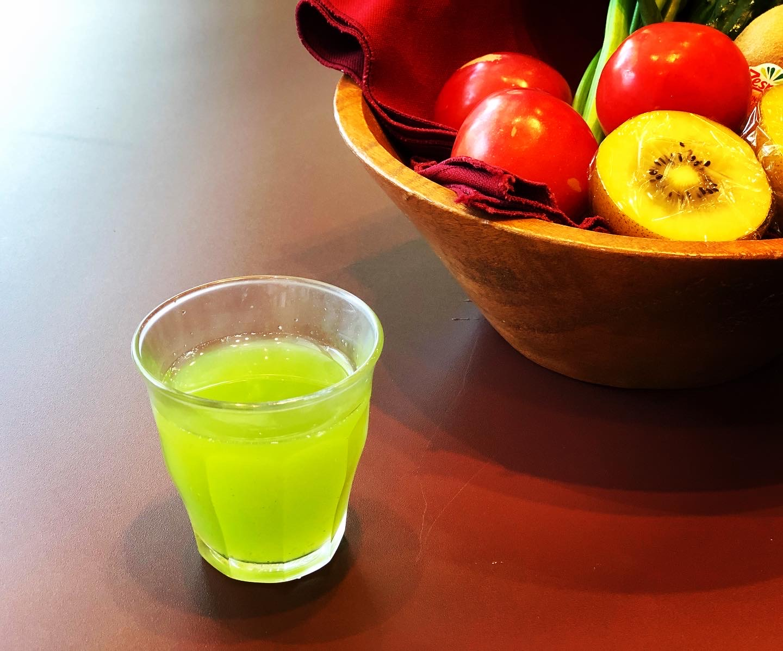 山本のハンバーグ 8月の野菜ジュース