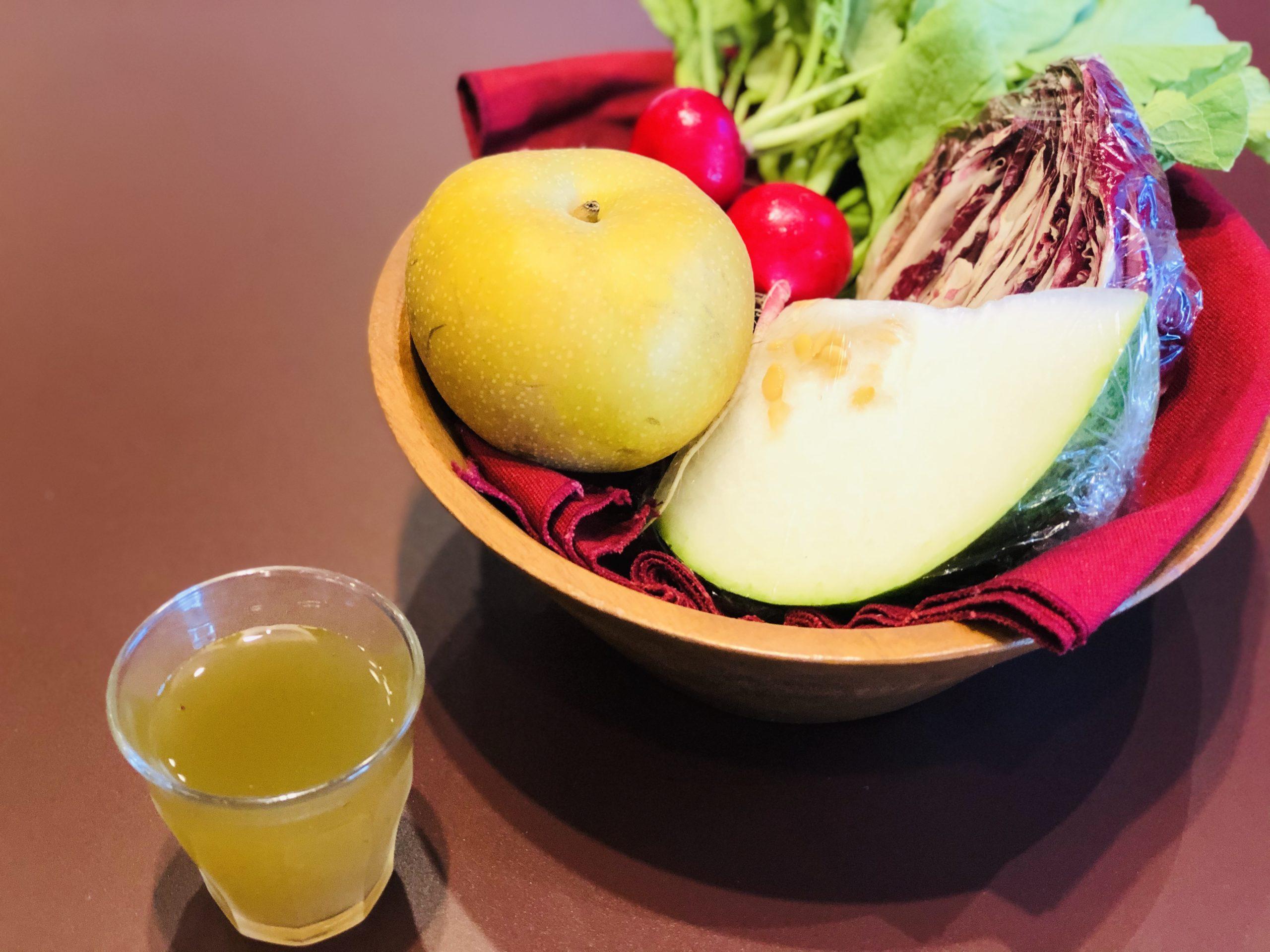 山本のハンバーグ 9月の野菜ジュース