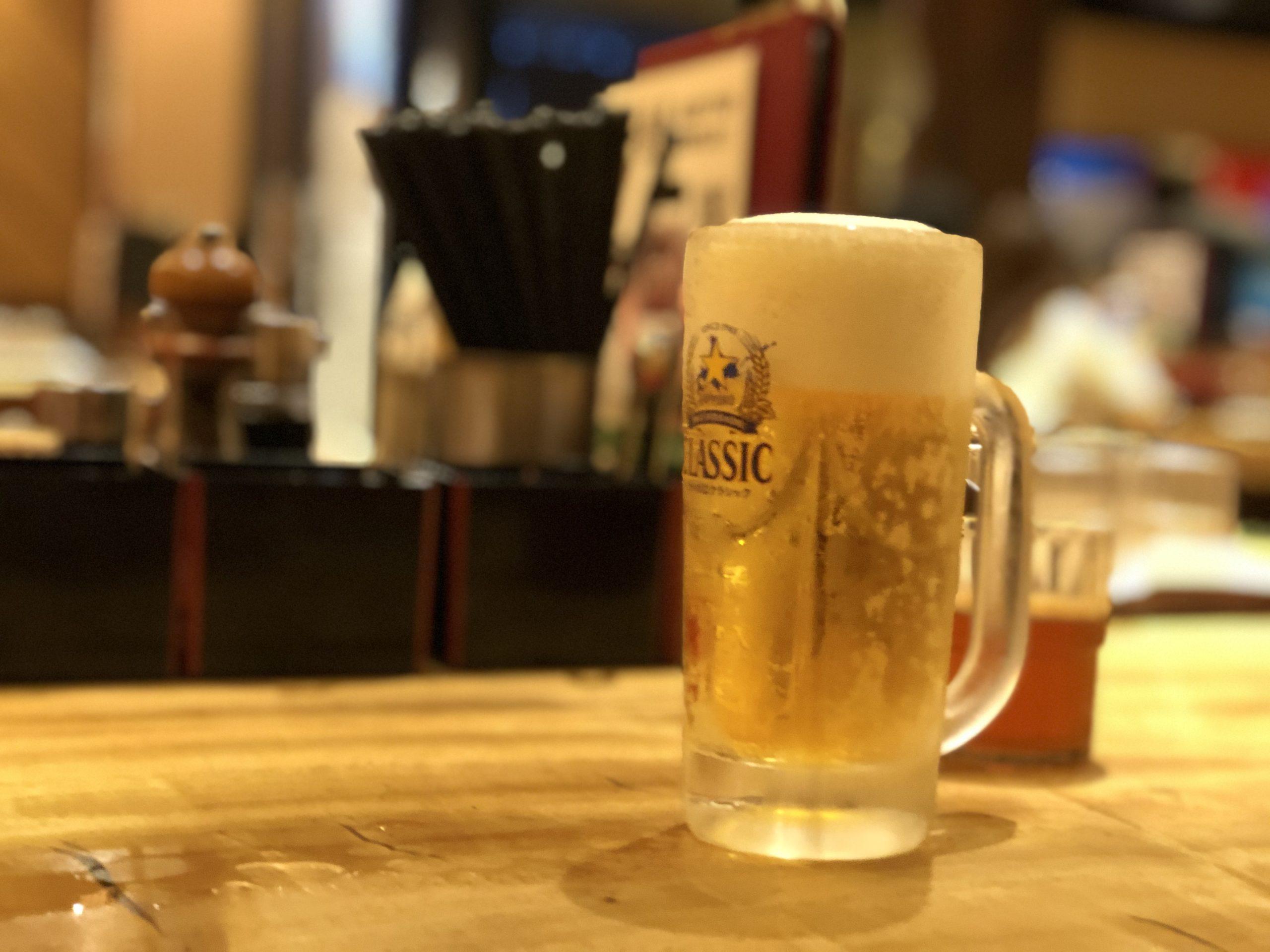 【一風堂】ノンアルコールビールメニューに登場。