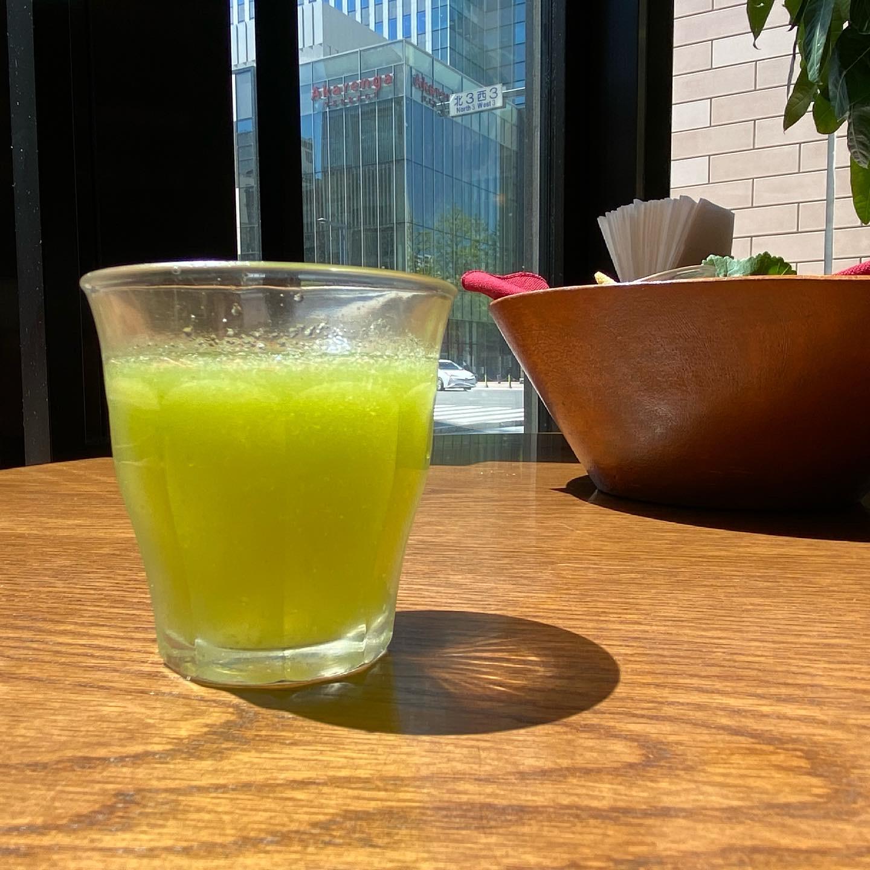 【山本のハンバーグ】6月の野菜ジュース!